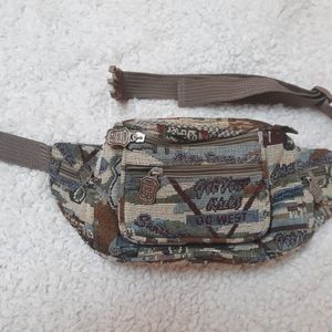 Route 66 hip bag fanny pack NEW clip on